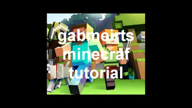 minecraft tutorali – how to record gameplay [upadted]